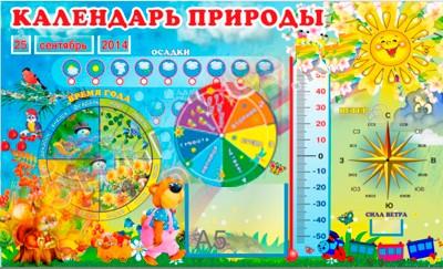 Картинки стенда уголка природы в детском саду